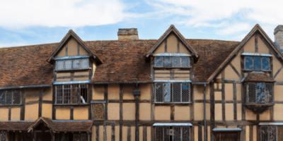 Uma volta pelo passado inglês e a cidade natal de Shakespeare