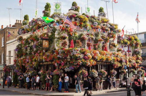 Pub-Londres